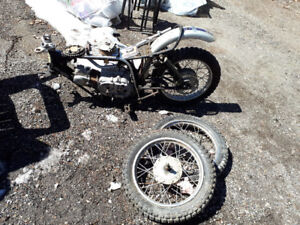 1972 Honda trail bike -parts