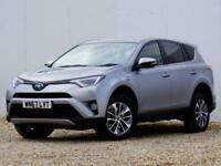Toyota RAV4 2.5 VVT-h Business Edition Plus CVT Auto s/s 5dr (Safety Sense, Nav)