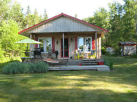 Waterfront Cottage for sale Cardigan PEI