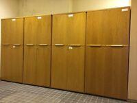 Office Furniture Cupboard Storage Tall