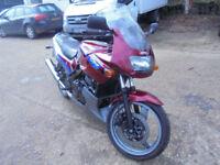 Kawasaki GPZ500 13,000 MILES NEW MOT
