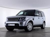 2014 Land Rover Discovery 4 3.0 SD V6 XS Panel Van 4WD