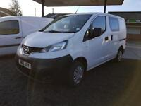 Nissan NV200 Acenta 5 Seat 1.5 DCi 89PS - One Owner - FSH - Warranty 1/03/2020