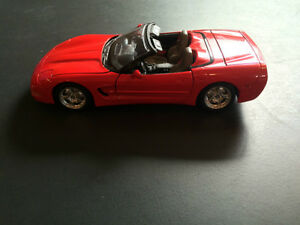 Selling Bburago 1997 Chevrolet Corvette CS Convertible 1:18 West Island Greater Montréal image 2