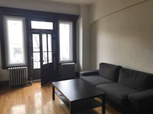 3 Bedroom Summer Sublet Near McGill (with balcony!)