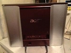 23inch Acer touch screen computer free