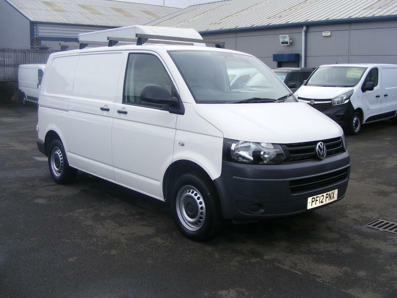 Volkswagen Transporter T28 TDI Bluemotion Technology