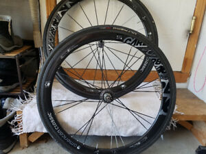 Roues American classic carbon 46