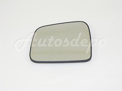 Mirror Glass LH Driver Mirror Plate For DODGE DURANGO 2012-2017 Dodge Durango Mirror Lh Driver