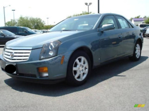 2006 Cadillac CTS Sedan AS IS