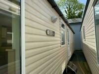 SWIFT BORDEAUX 35 X 12 STATIC CARAVAN 2 BED D/G ALL ELECTRIC FREE UK DELIVERY