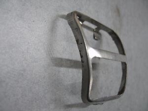 GM Firebird Trans Am Brake and Clutch Peddle Chrome