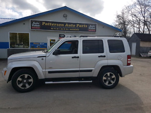 2008 jeep liberty 4x4  145 k certified etested pattersonauto.ca Belleville Belleville Area image 2