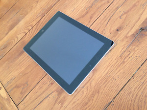 16 GB Apple IPAD II - NOT WORKING PROPERLY!!  (AS IS)