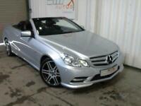 Mercedes-Benz e250 cdi sport 2dr 2012 silver fsh 18 alloys htd leather NAV