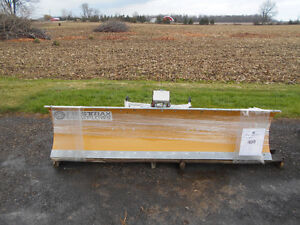 FIRSTRAX 7 FT SNOWPLOW WITH DEFLECTOR (CANADIAN MADE)