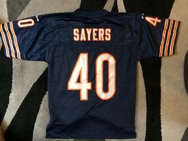 NFL Chicago Bears Gale Sayers jersey Large