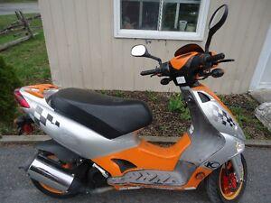Kymco 50cc Super 9  2008