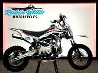 STOMP JUICEBOX 110 PIT BIKE - £699 - ROBIN WILLIS MOTORCYCLES IN STOCK