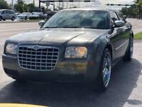 Miniature 1 Voiture American used Chrysler 300 Series 2009