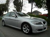 BMW 320 2.0TD 2011 EFFCIENT DYNAMICS COMPLETE WITH M.O.T HPI CLEAR INC WARRANTY