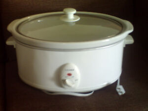 6.5 quart slow cooker Sarnia Sarnia Area image 1