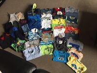 3-4 bundle of. It's clothes