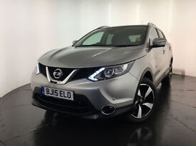 2015 NISSAN QASHQAI N-TEC+ DCI 1 OWNER SERVICE HISTORY FINANCE PX WELCOME