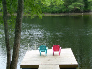 Tiaras Cottage Rental in Muskoka
