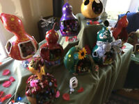 The Two Sharon's Holiday Art & Crafting Sale