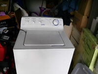 Top load nearly new washer for sale