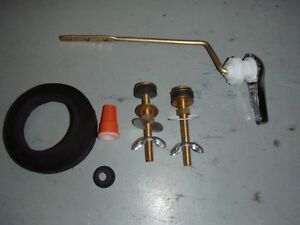 Toilet Tank Seal Kit