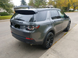 2016 Land Rover Discovery Sport 7 Pass. Loaded leather