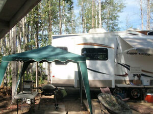 VACATION LOT FOR RENT AT RIVERSTONE CAMPGROUND