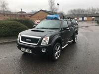 2010 Isuzu Rodeo 3.0 CRD LE Sport Limited Edition Crewcab Pickup 4dr