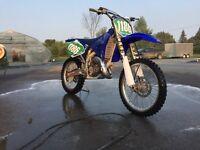 Yz125 yamaha 2005 motocross (kx.rm.cr.yz.sx)