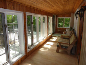 Cottage for Rent - Chalet a louer - Aug 25-Sept 1st