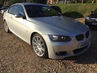 2008 BMW 3 Series 3.0 330d M Sport 2dr
