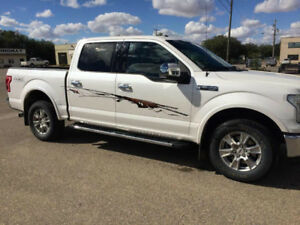 2015*Ford*F150*Lariat*Excellent*Shape*Might*Trade*No*Tax
