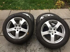 Chrysler 300 or Dodge Charger Winter Tires