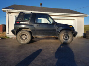 1996 lifted tracker trade for truck