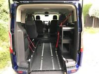 2018 Ford Tourneo TOURNEO CUSTOM 310 T NIUM WHEELCHAIR ACCESSIBLE VEHICLE 5 d...