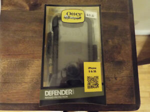 NEW OTTER BOX PROTECTIVE CASE FOR I PHONE 5 OR 5s