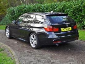 BMW 3 Series 320d 2.0 M Sport Touring DIESEL AUTOMATIC 2014/63