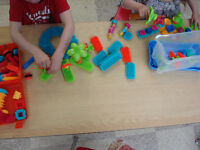Licensed/Accredited DAYCARE: Full-Time Spaces Available
