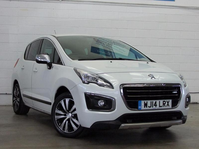 2014 peugeot 3008 2.0 e hdi hybrid4 allure 5dr egc   in st george