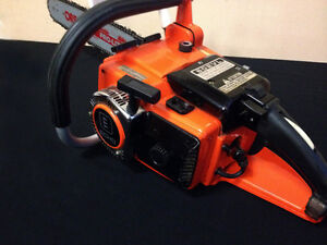 TIME MACHINE!!! Near Perfect 1976 ECHO 620VL Chainsaw see video