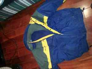 Columbia large winter jacket