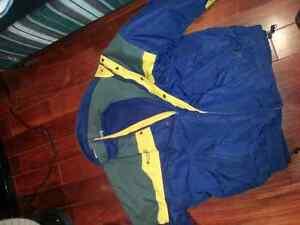 Columbia large winter jacket