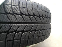 Michelin xi3 winter tires 16x60x225 in excellence condition tire